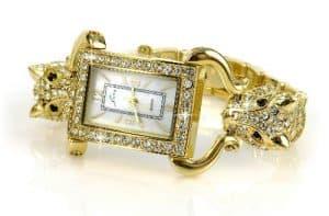 Goldene Luxusuhr Goldankauf Bott