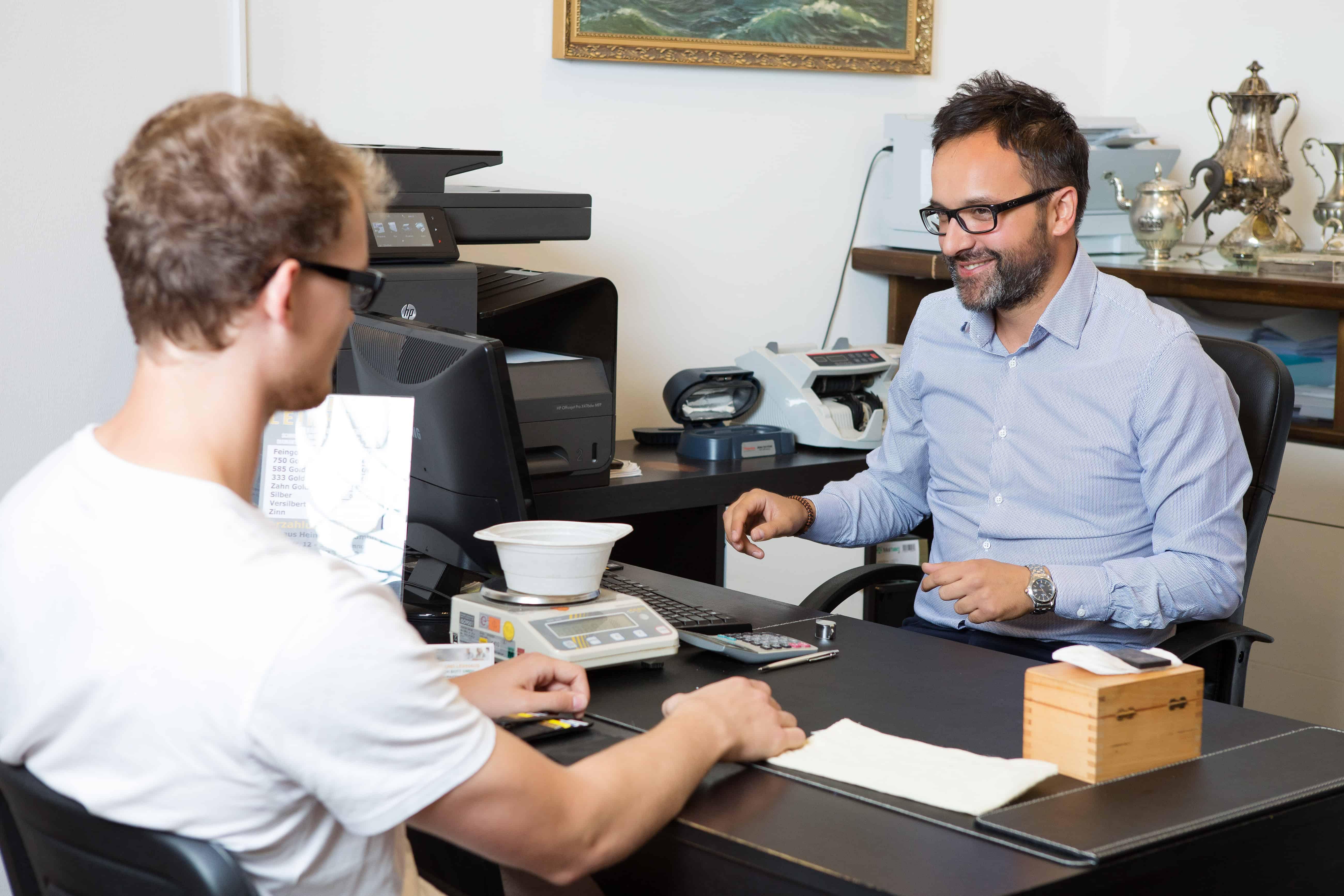 Goldankauf Braunschweig Kundenservice
